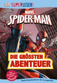 Coverbild SUPERLESER! MARVEL Spider-Man Die größten Abenteuer, 9783831033126