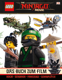 Coverbild THE LEGO® NINJAGO® MOVIE Das Buch zum Film, 9783831033133