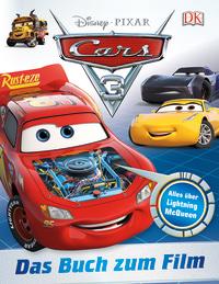Coverbild Disney Pixar Cars 3 - Das Buch zum Film von Steve Bynghall, 9783831033195