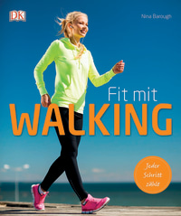 Coverbild Fit mit Walking von Nina Barough, 9783831033249
