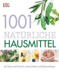 Coverbild 1001 natürliche Hausmittel, 9783831033300