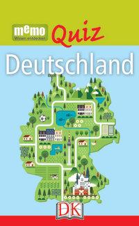 Coverbild memo Quiz. Deutschland, 9783831033348