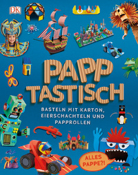 Coverbild Papptastisch, 9783831033461