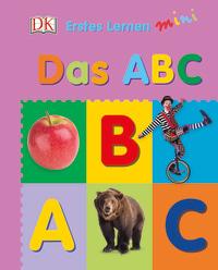 Coverbild Erstes Lernen mini. Das ABC, 9783831033485