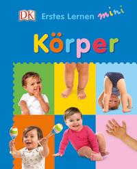 Coverbild Erstes Lernen mini. Körper, 9783831033492
