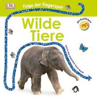 Coverbild Folge der Fingerspur. Wilde Tiere, 9783831033515
