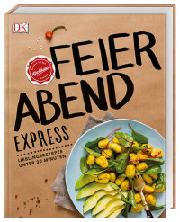 Coverbild Feierabend-Express von Kochhaus, 9783831033584
