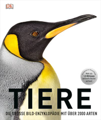 Coverbild Tiere von David Burnie, 9783831033645