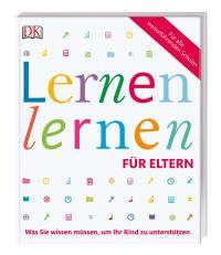 Coverbild Lernen lernen für Eltern von Carol Vorderman, 9783831033669