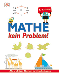 Coverbild Mathe – kein Problem!, 9783831033683