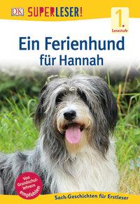 Coverbild SUPERLESER! Ein Ferienhund für Hannah, 9783831033690