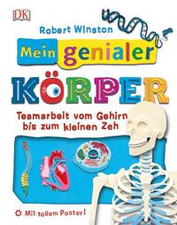 Coverbild Mein genialer Körper von Robert Winston, 9783831033737