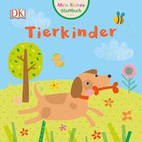 Coverbild Mein kleines Stoffbuch. Tierkinder, 9783831033782