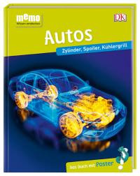 Coverbild memo Wissen entdecken. Autos, 9783831033805