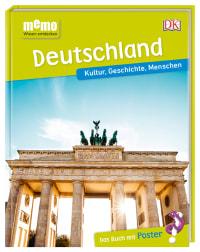 Coverbild memo Wissen entdecken. Deutschland, 9783831033867