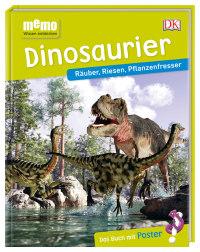 Coverbild memo Wissen entdecken. Dinosaurier, 9783831033874