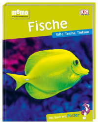 Coverbild memo Wissen entdecken. Fische, 9783831033911