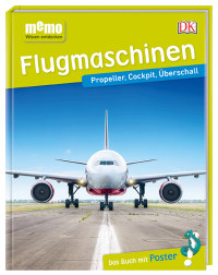 Coverbild memo Wissen entdecken. Flugmaschinen, 9783831033928