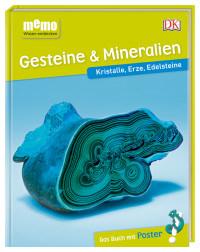 Coverbild memo Wissen entdecken. Gesteine & Mineralien, 9783831033942