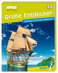 Coverbild memo Wissen entdecken. Große Entdecker, 9783831033959