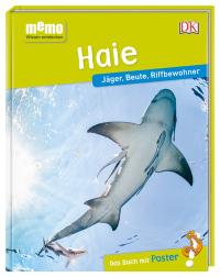 Coverbild memo Wissen entdecken. Haie, 9783831033966