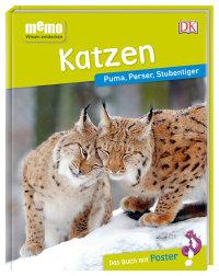 Coverbild memo Wissen entdecken. Katzen, 9783831033973