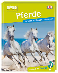 Coverbild memo Wissen entdecken. Pferde, 9783831034017