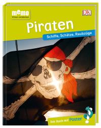 Coverbild memo Wissen entdecken. Piraten, 9783831034024