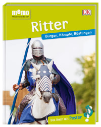 Coverbild memo Wissen entdecken. Ritter, 9783831034048