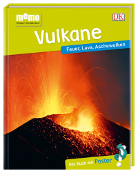 Coverbild memo Wissen entdecken. Vulkane, 9783831034062