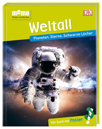 Coverbild memo Wissen entdecken. Weltall, 9783831034086