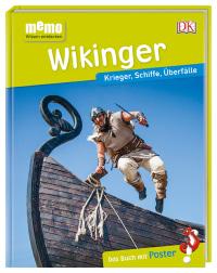 Coverbild memo Wissen entdecken. Wikinger, 9783831034093