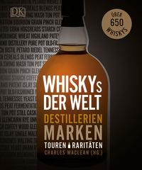 Coverbild Whiskys der Welt von Charles MacLean, 9783831034109