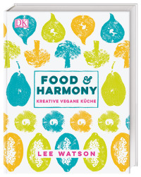 Coverbild Food & Harmony von Lee Watson, 9783831034154