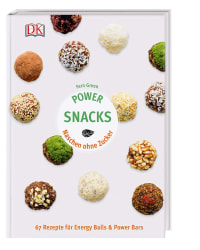Coverbild Power Snacks von Fern Green, 9783831034246