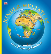 Coverbild Kinder-Weltatlas mit Pop-up-Globus, 9783831034291