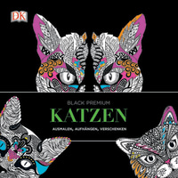 Coverbild Black Premium. Katzen, 9783831034321