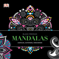 Coverbild Black Premium. Mandalas, 9783831034338