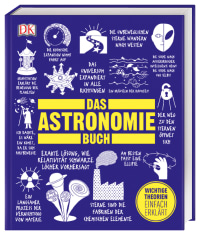 Coverbild Das Astronomie-Buch von Robert Dinwiddie, Jacqueline Mitton, David W. Hughes, Penny Johnson, Tom Jackson, 9783831034406