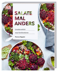 Coverbild Salate mal anders von Therese Elgquist, 9783831034529