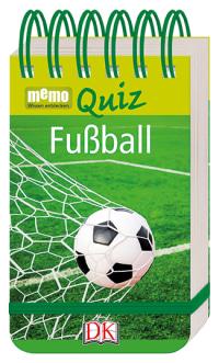 Coverbild memo Quiz. Fußball, 9783831034550