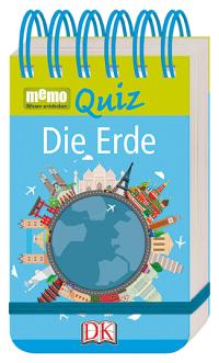 Coverbild memo Quiz. Die Erde, 9783831034567