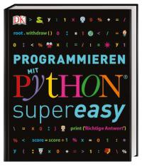 Coverbild Programmieren mit Python® - supereasy, 9783831034574