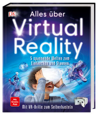 Coverbild Alles über Virtual Reality, 9783831034598