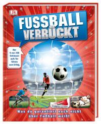 Coverbild Fußball verrückt, 9783831034666