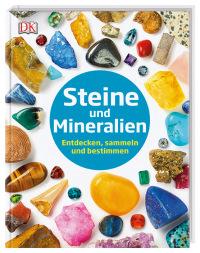 Coverbild Steine und Mineralien, 9783831034710
