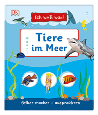 Coverbild Ich weiß was! Tiere im Meer, 9783831034819