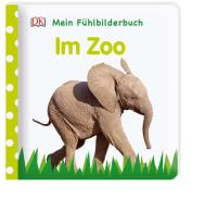 Coverbild Mein Fühlbilderbuch. Im Zoo von Franziska Jaekel, 9783831034901