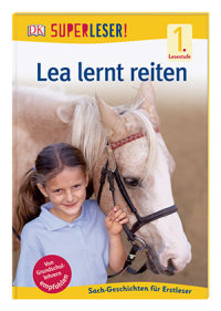 Coverbild SUPERLESER! Lea lernt reiten, 9783831034918