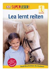 Coverbild SUPERLESER! Lea lernt reiten, 9783831034918